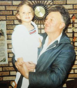 Kimberley and Grampy