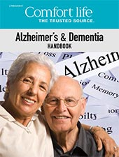 Alzheimer's Disease and Dementia Handbook Cover