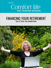 Financing your retirement: Tips and Tricks Cover