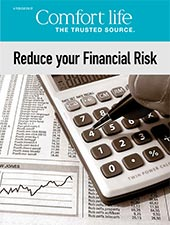 Reduce Your Financial Risk Cover