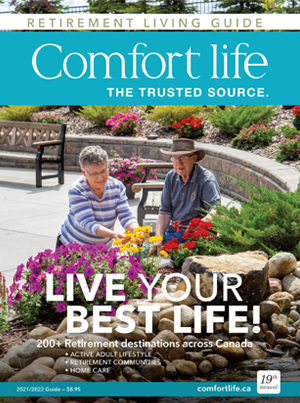 Comfort Life Retirement Guide